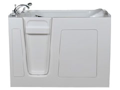 access tubs walk in jetted bathtub. Standard Size Dimensions  53 X 26 38 Walk In Bath Tubs Tropical Plumbing In Tub